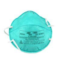 3M 1860 n95头戴式医用防护口罩