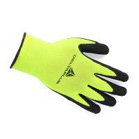 代尔塔 201733-8乳胶涂层无缝针织防护手套...