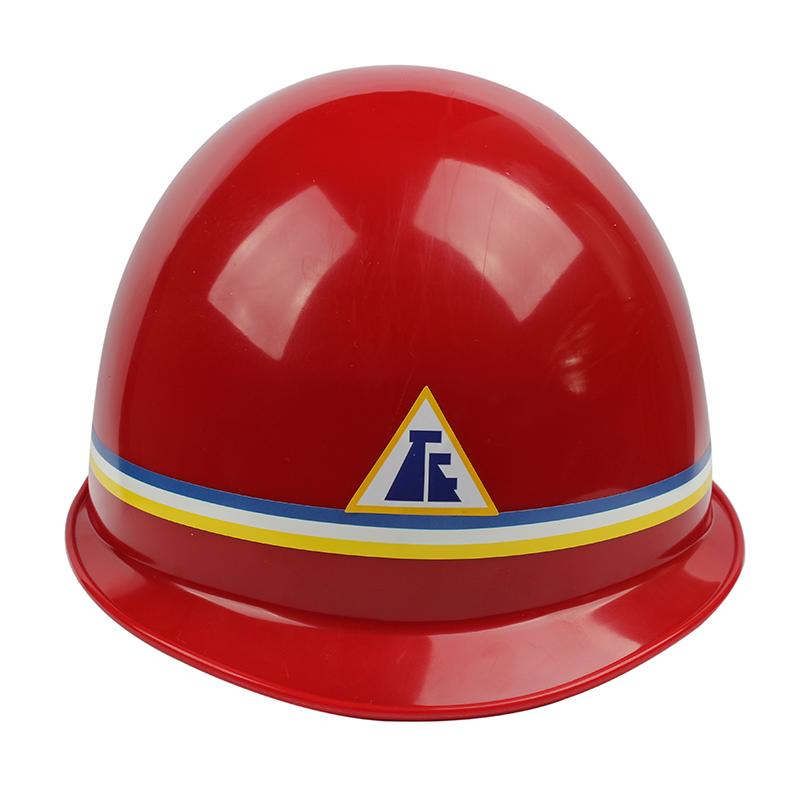 唐丰头盔 ABS安全帽 白