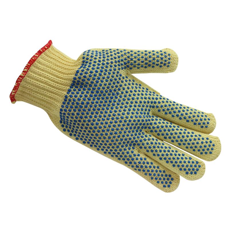 Ansell 70-340-9 Kevlar纤维点塑防割手套