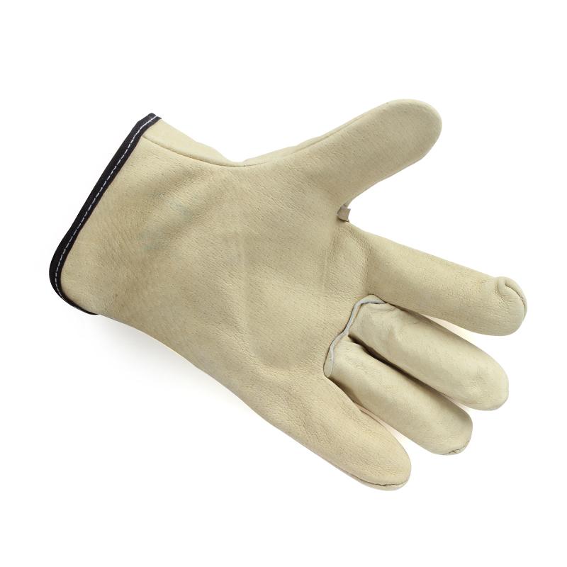 代尔塔204159-9 全猪皮手套 FP159