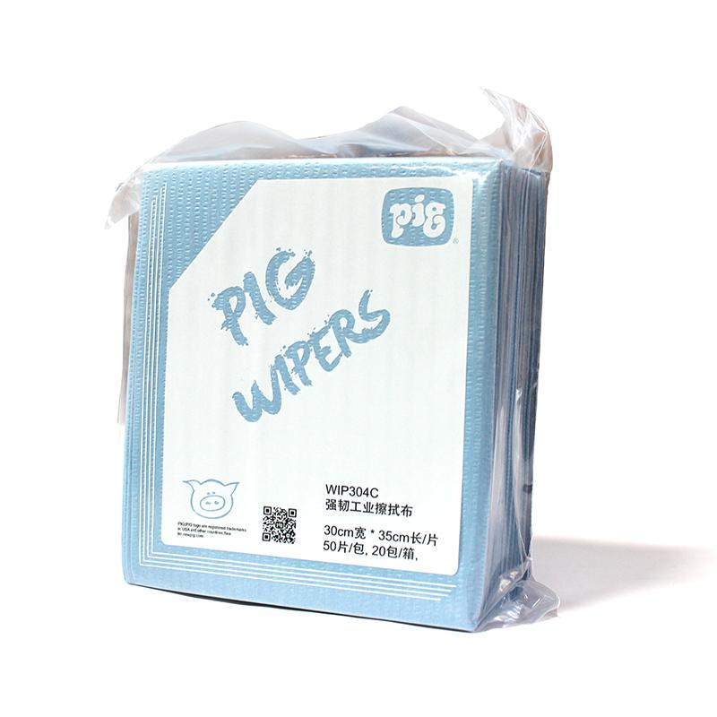 Newpig wip304c强韧工业擦拭布