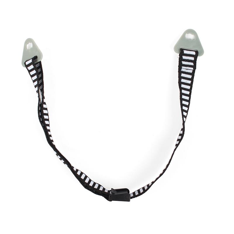 MSA/梅思安 9100008-SP标准D型下颌带(挂于帽衬)
