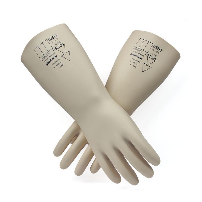 霍尼韦尔 2091941天然乳胶电工绝缘手套