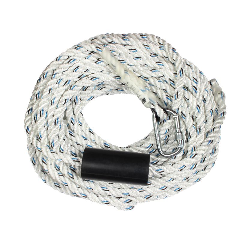 霍尼韦尔1002891固定安全绳10米