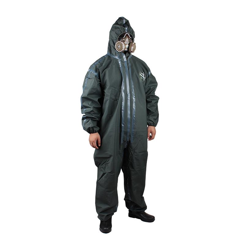雷克兰 NPG135 轻型PVC防化服 S