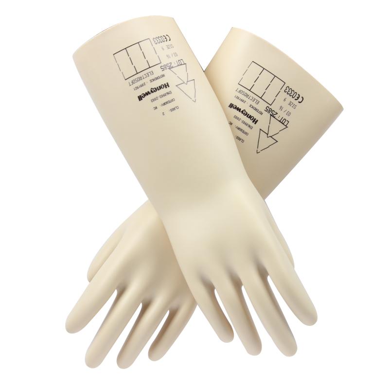 霍尼韦尔2091921-10电工绝缘手套
