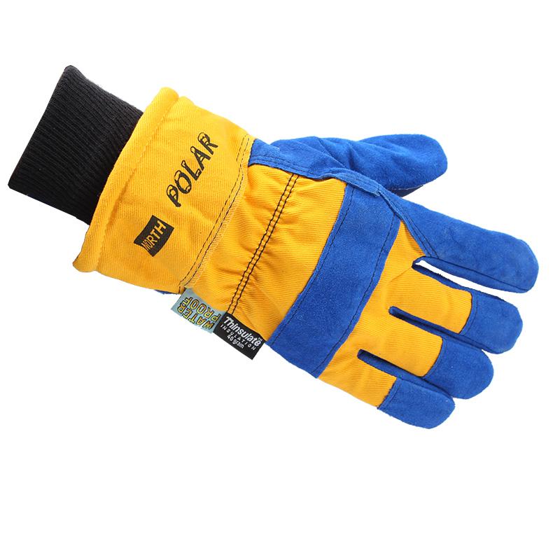Honeywell霍尼韦尔 70/6465NK 皮质耐低温手套-38℃