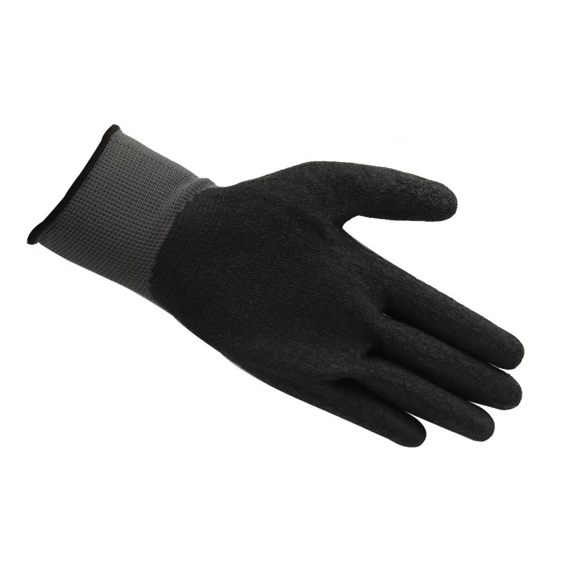 代尔塔201630-9 乳胶涂层手套 VE630