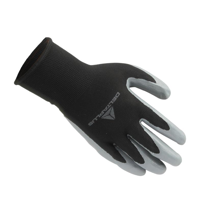 DELTAPLUS/代尔塔 201715丁腈涂层精细操作手套 VE712GR
