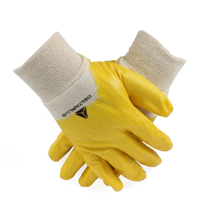代尔塔 201015-9轻型丁腈涂层亚博体育APP官网手套 NI015