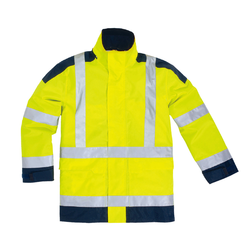代尔塔 404011 EASYVIEW荧光防寒服
