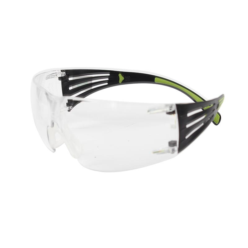 3M SF401AF安全防护眼镜透明防雾