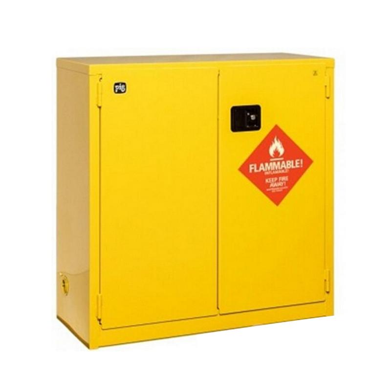 Newpig CAB720-YW PIG 45加仑自动式阻燃安全柜