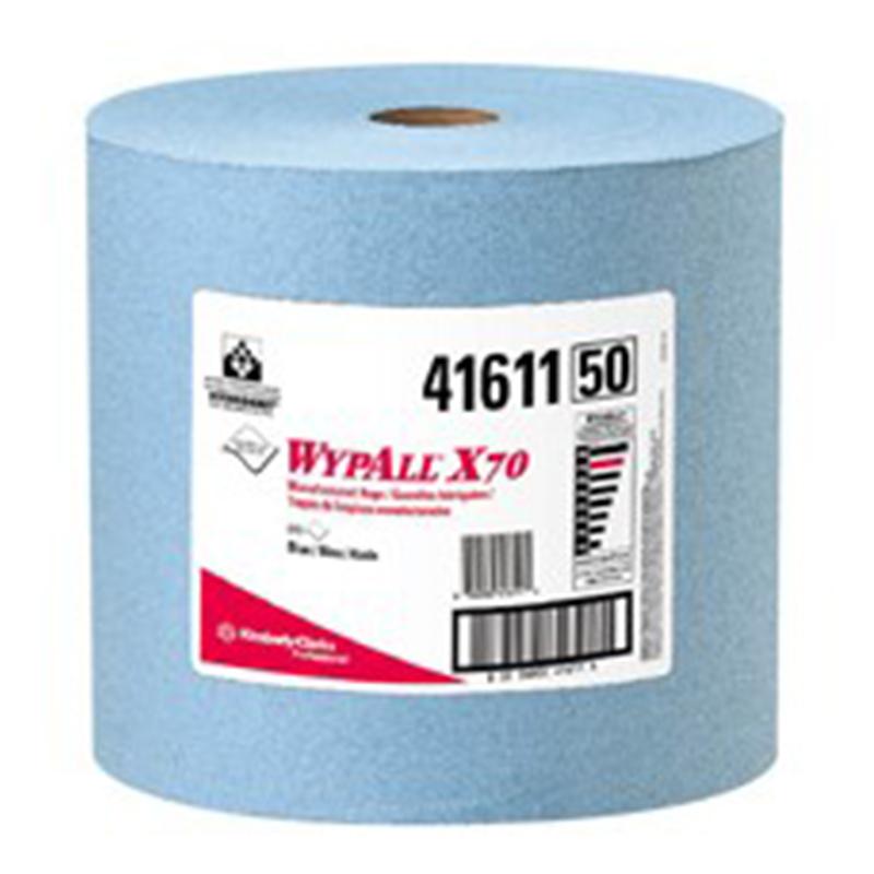 金佰利41611 WYPALL X70 全能型擦拭布(大卷式)