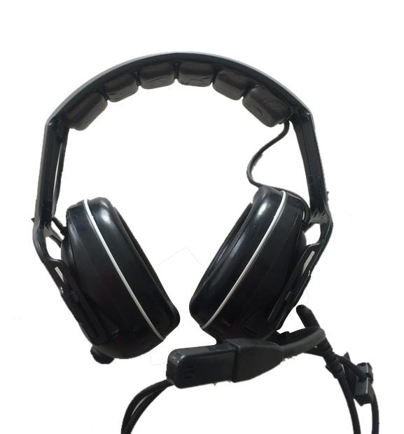 梅思安 SOR45030 有线型电子防噪音耳罩