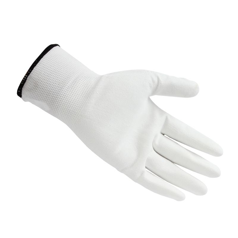 代尔塔  201702-9无硅PU涂层精细操作手套 VE702