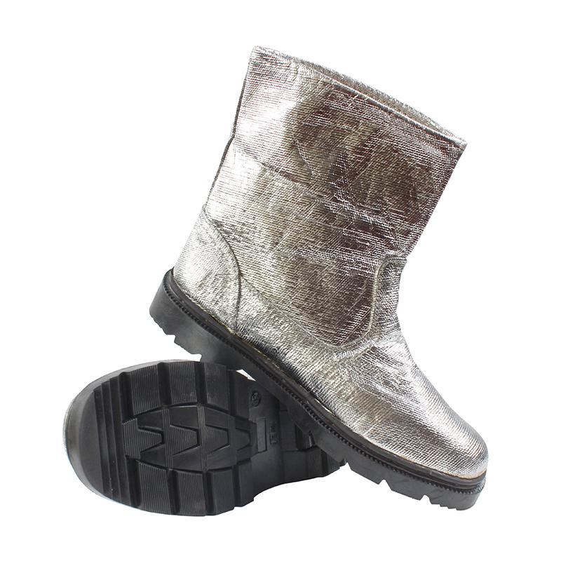 劳卫士LWS-025铝箔隔热靴40