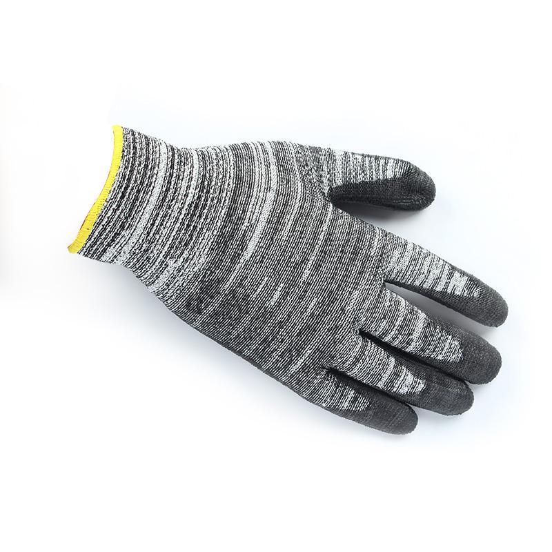 安思尔Ansell 48705060 玻璃纤维PU涂层5级防割手套(升级为48705060)