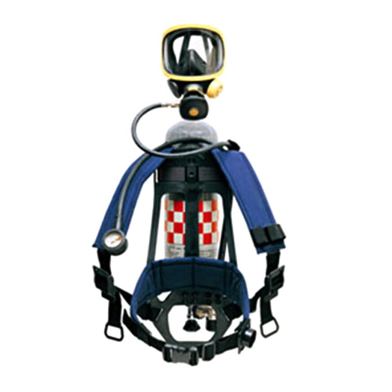 HONEYWELL/霍尼韦尔 SCBA123L C900 标准呼吸器 Pano面罩/6.8L Luxfer带表气瓶