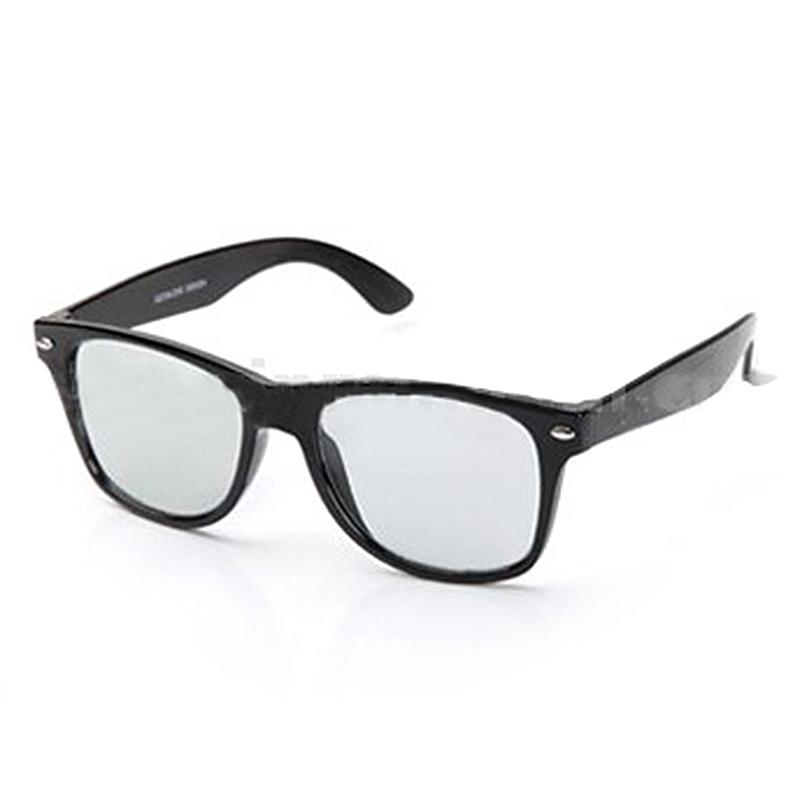 以勒 1406H 黑架平光眼镜