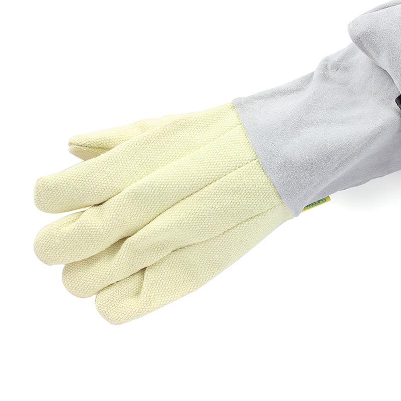 威特仕 10-4911-M 耐极高温五指手套