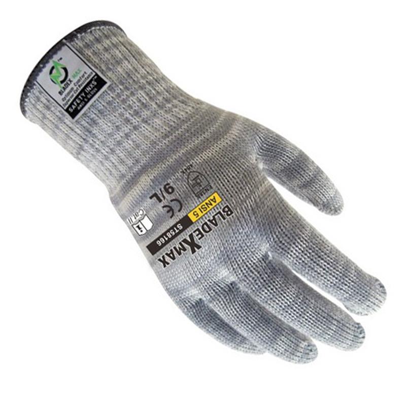 赛立特ST58166-9针织放切割手套5级