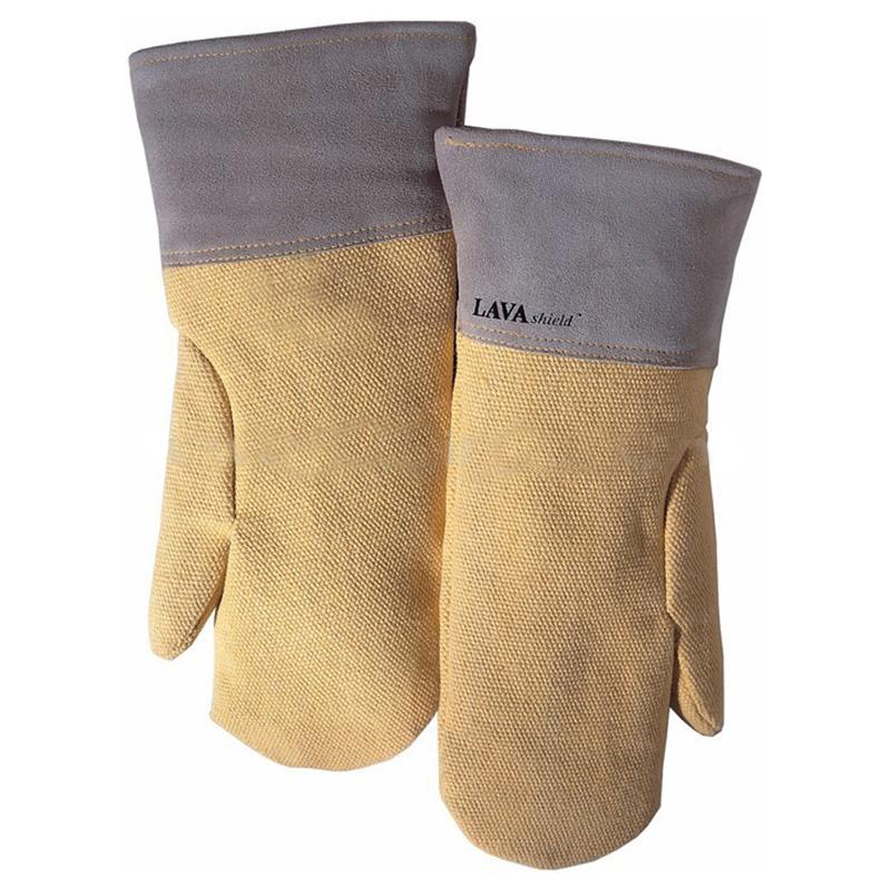 威特仕 10-4711-XL 耐极高温活动食指手套