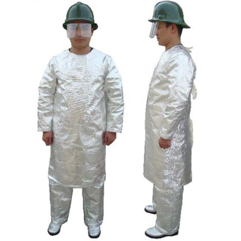劳卫士LWS-012铝箔反穿衣1.1米
