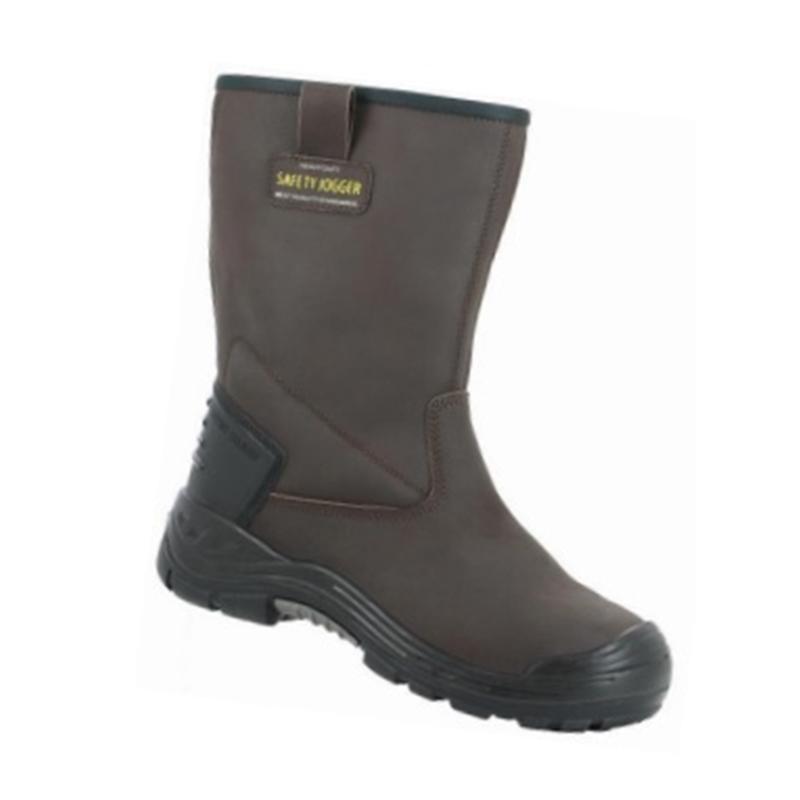 葛天那SAFETY JOGGER Boreas非金属耐高温安全靴 46