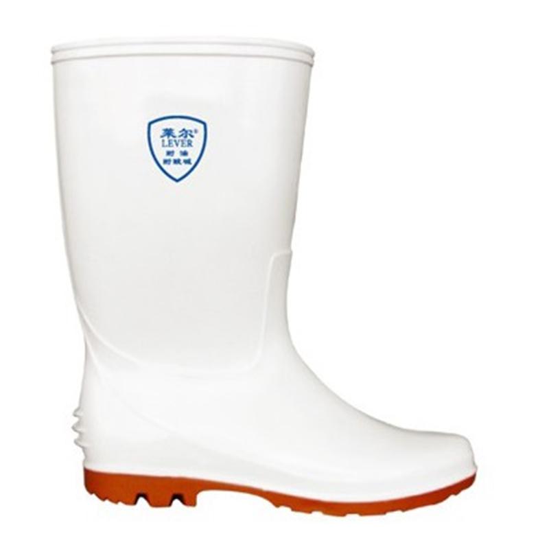 莱尔食品靴半靴-白色37