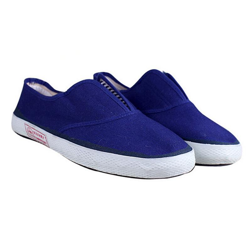 双安防静电蓝鞋 46
