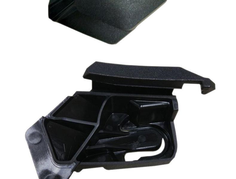 梅思安GA1485D 手电筒支架 配 F1XF 头盔 装于头盔右侧 可配合安装外置照明手电