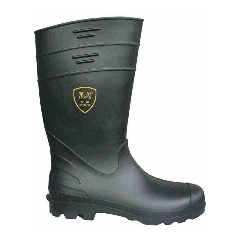 莱尔SM-8-99 黑8号雨靴35