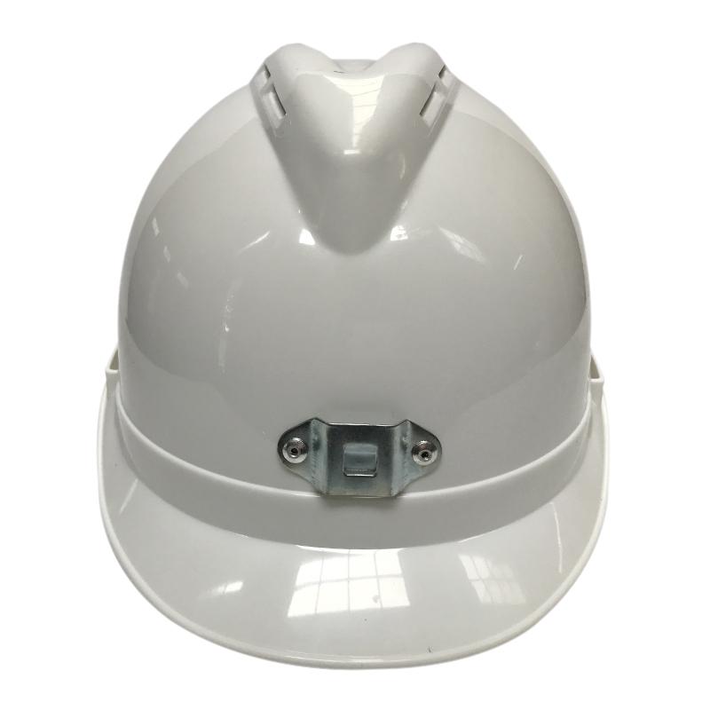 桉叶 AY9805K防静电矿工帽 白