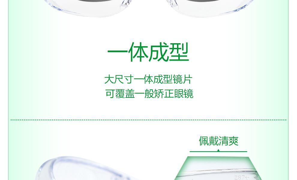 MSA梅思安 9913252 宾特-C防护眼镜
