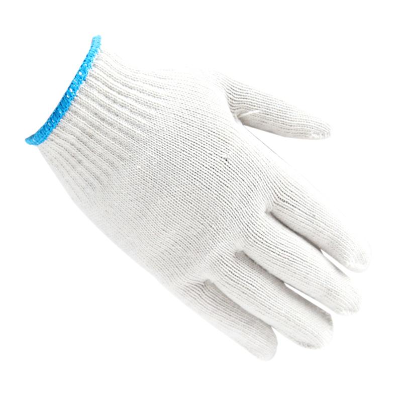 SAFEMAN君御 71005 500克棉纱线手套(兰把)