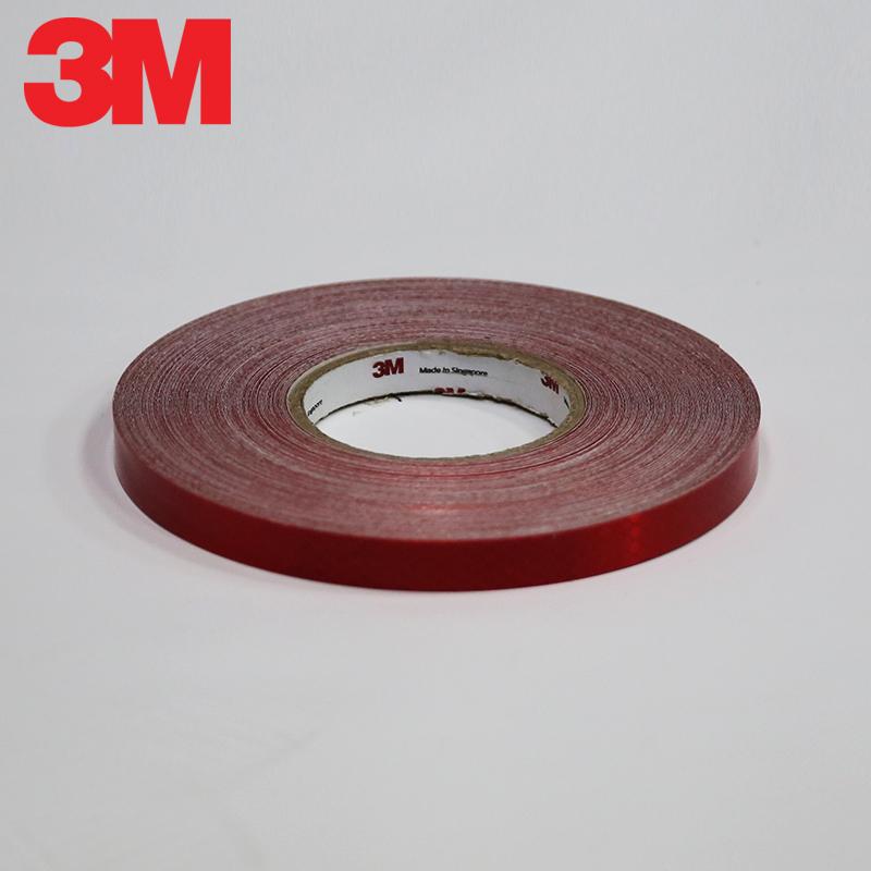 3M 钻石级DIY小卷钻石级反光贴荧光黄3cm*45.7m