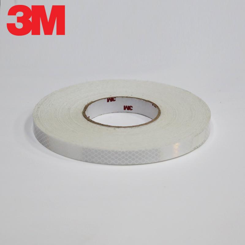 3M 钻石级DIY小卷钻石级反光贴荧光黄2cm*45.7m