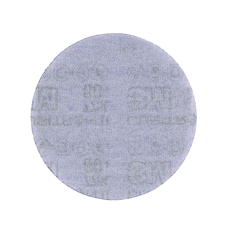 3M 775L 120#无孔抛光砂轮片背绒砂碟片125mm