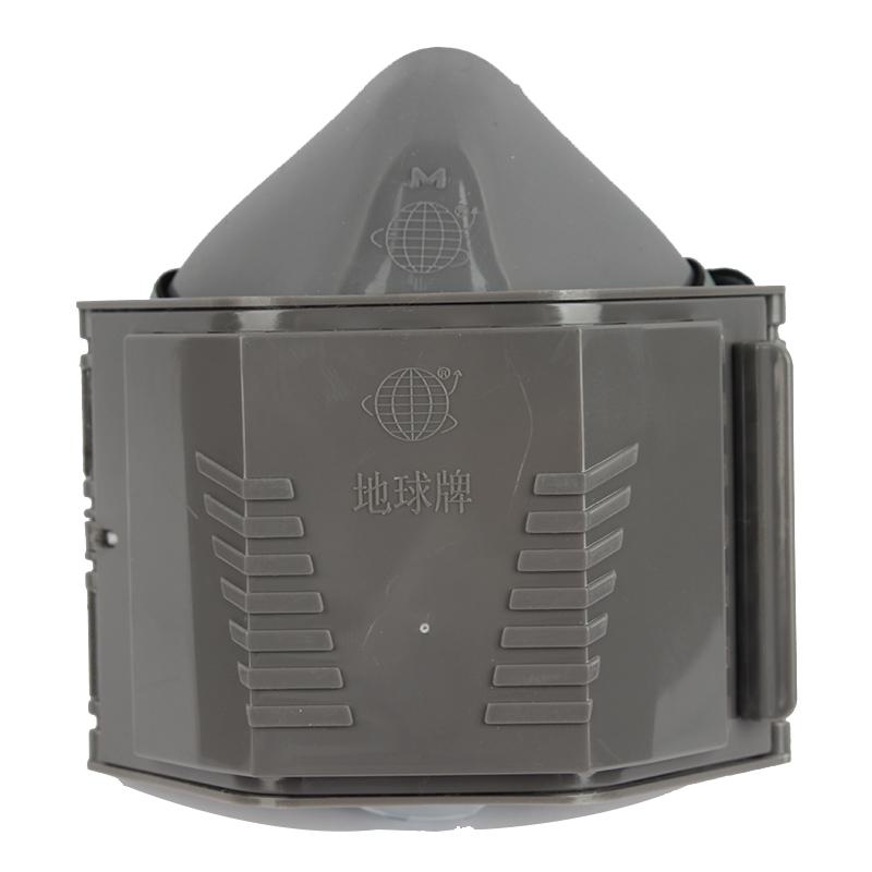 地球 3300A 全硅胶防尘半面罩封面