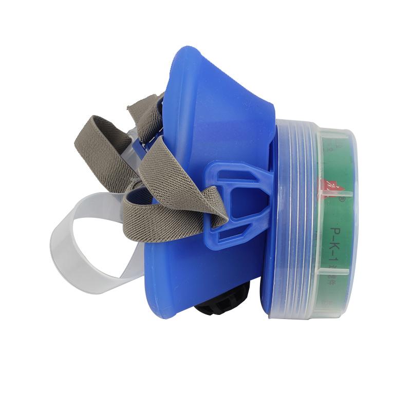 唐人TF211P型自吸过滤式半面具(4号防毒口罩)