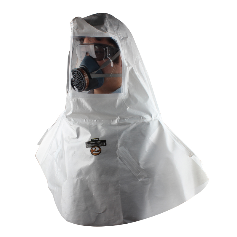 雷克兰 C2T-A712凯麦斯2 防化头罩