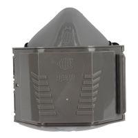 地球 3300A 全硅胶防尘半面罩
