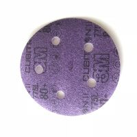 3M 775L 220+五孔抛光砂轮片背绒砂碟片...