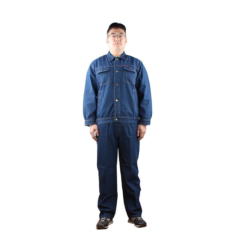百劳汇110-022水洗牛仔服