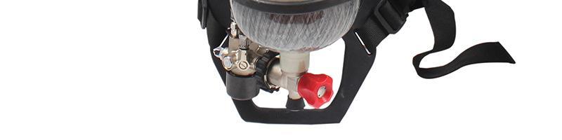 HONEYWELL/霍尼韦尔 SCBA105K C900 标准呼吸器 (Pano面罩/6.8L 国产气瓶)