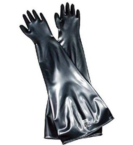 霍尼韦尔  8N3032A-9氯丁橡胶干箱手套