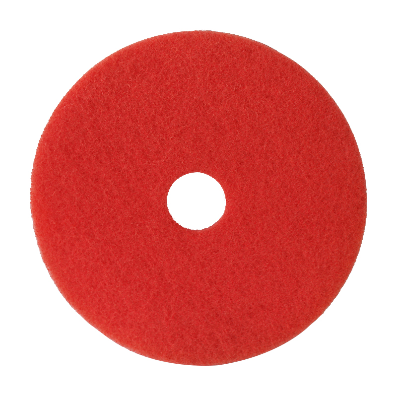 蝴蝶5100红色清洁垫 19寸