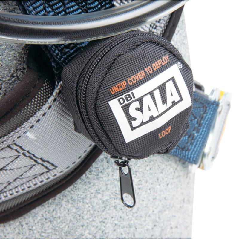 3M凯比特 9501403伤员悬吊创伤自救脚带(一对)可连接到安全带上
